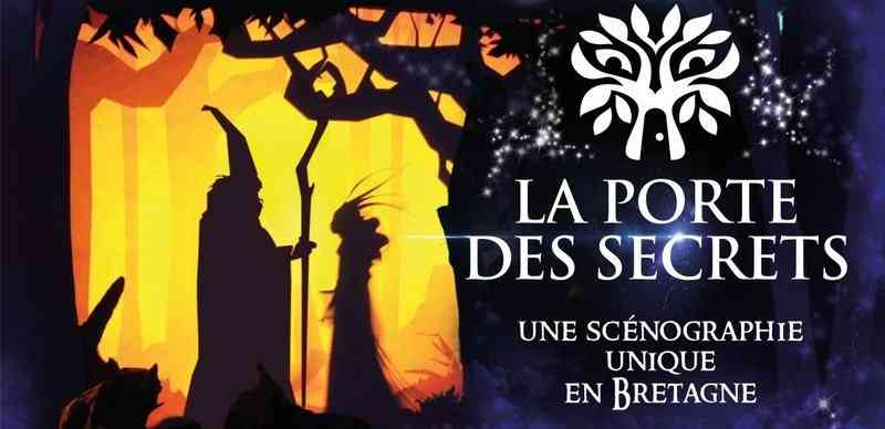 Brocéliande, le Porte des Secrets